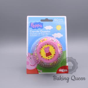 Afbeelding Peppa Pig Baking Cups