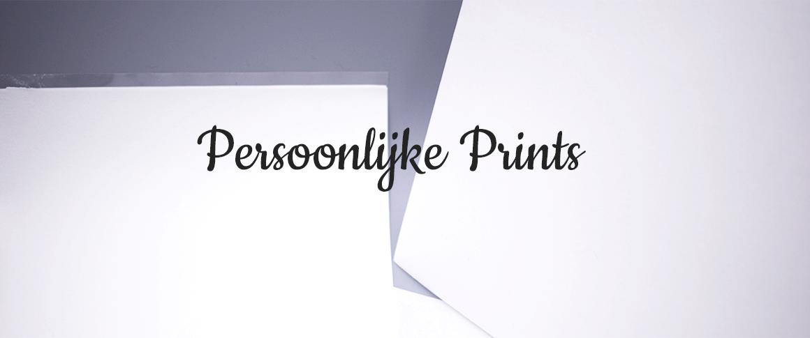 Persoonlijke prints