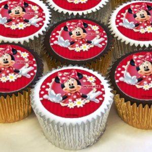 Afbeelding Ronde Cupcake of Taart Creaties